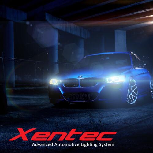Xentec 880 881 892 893 LED Fog Bulb Lamp Conversion Kit 8600LM 6000K White light