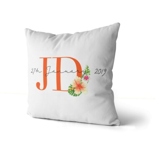 Personalised Cushion Cover Pillowcase