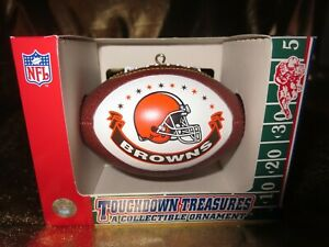 Cleveland-Browns-Football-Christmas-Tree-Xmas-NFL-Ornament-NEW