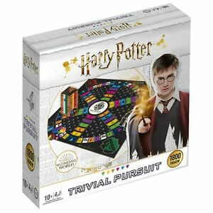 Trivial-Pursuit-Harry-Potter-XL-1800-Fragen-Ratespiel-Quiz-Deutsch-Brettspiel