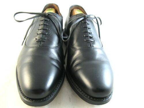 """Allen Edmonds """"CARLYLE"""" Oxfords 9 D Black  (113)"""