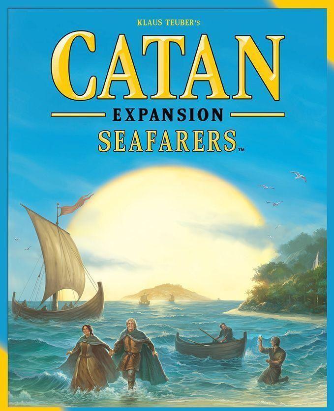 Colonos De Catan  expansión de la gente de mar