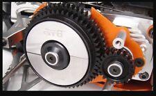 GTB RACING 2 velocità di Trasmissione Kit per HPI Baja 5B, 5T, 5SC, 5B2.0,SS, KM, Rovan, 1/5