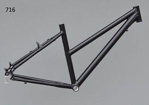 Trekkingrad-Sport-Damen-Rahmen-43-cm-schwarz-matt-28-034-Aluminium-STD-NR716