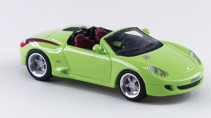 ABC 209V STUDIOTORINO RUF R SPYDER-P22 - 2005 APPLE GREEN