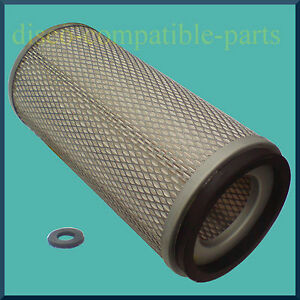 Landrover-Discovery-1-Early-200-TDi-Air-Filter-Element-89-92
