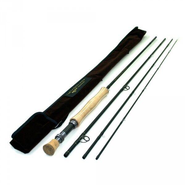 Temple Fork Pro Series II 4-Piece Fly Rod /& Redington Behemoth Reel Combo 7 or 8