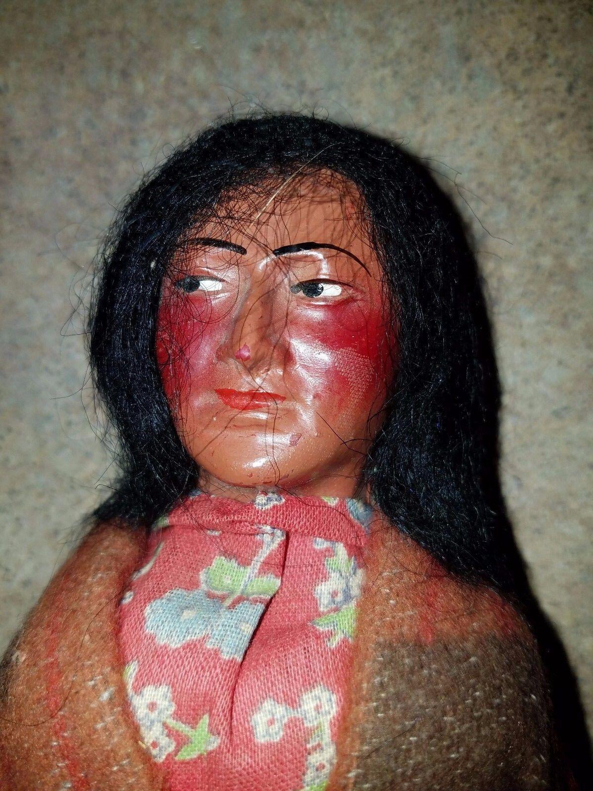 Skookum indio Muñeca 10  T