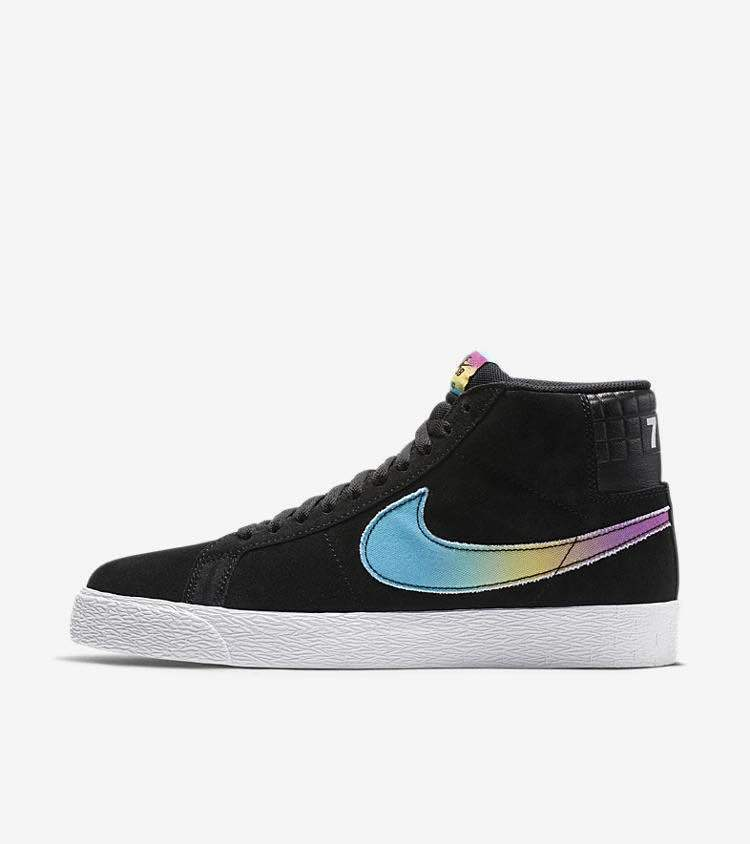 Sold SB out goods SB Sold blazer MID LANCE MOUNTAIN 27cm from japan (5557 67c0a5
