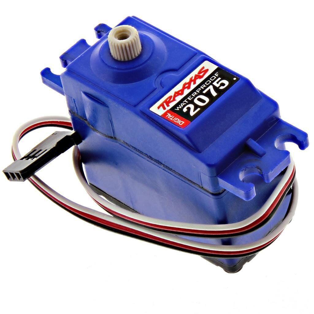 TRAXXAS 2075 Servo Digitale Waterproof SERVO DIGITAL WATERPROOF TRAXXAS   risparmiare sulla liquidazione