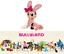 Figurines-Walt-Disney-Collection-Mickey-Mouse-And-Friends-Jouet-Statue-Bullyland miniature 56