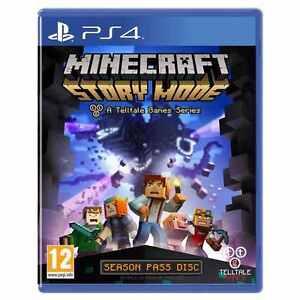 Minecraft-modalita-storia-PS4-UNA-SPIA-GIOCO-COME-NUOVO-1st-Class-RAPIDO-E-GRATUITO-consegna