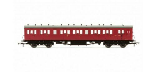 Ex-LSWR 48/' Hornby R4747A BR 58/' Maunsell Rebuilt Six Compartment Brake Third