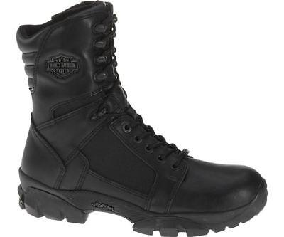 Harley-Davidson Motorcycle Work Boots Lynx Vibram Waterproof Men's NIB D95149