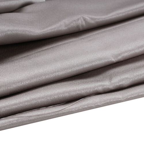 Fabric per Meter Cutting Satin Sateen Polished Solid Color Furnishing Curtains