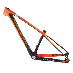 image is loading 2016 sobato mtb carbon frame 29er mca model