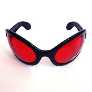 Gothic-Punk-80s-90s-2000s-SciFi-Anime-Goth-Cosplay-Red-Lens-Bug-Eye-Sunglasses