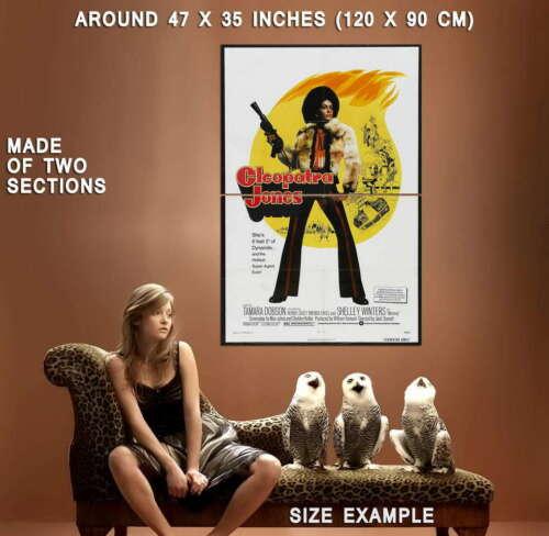 72464 CLEOPATRA JONES 1973 Movie Blaxploitation Wall Print POSTER Affiche