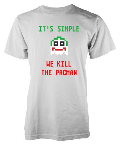 Joker Ghost Mash Up Its Simple We Kill The  Kids T Shirt