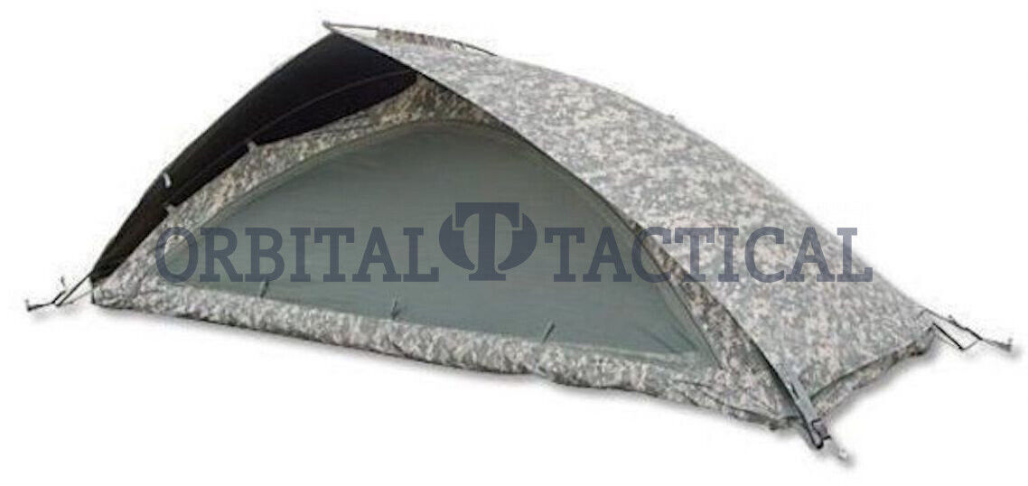 nuovo Orc USGI Military ICS Combat Shelter ACU 1 Person Tent
