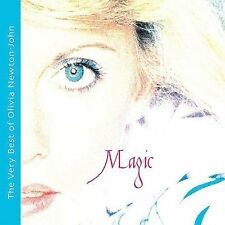 CD- Magic: The Very Best Of Olivia Newton-John BRAND NEW In Original Wrap!