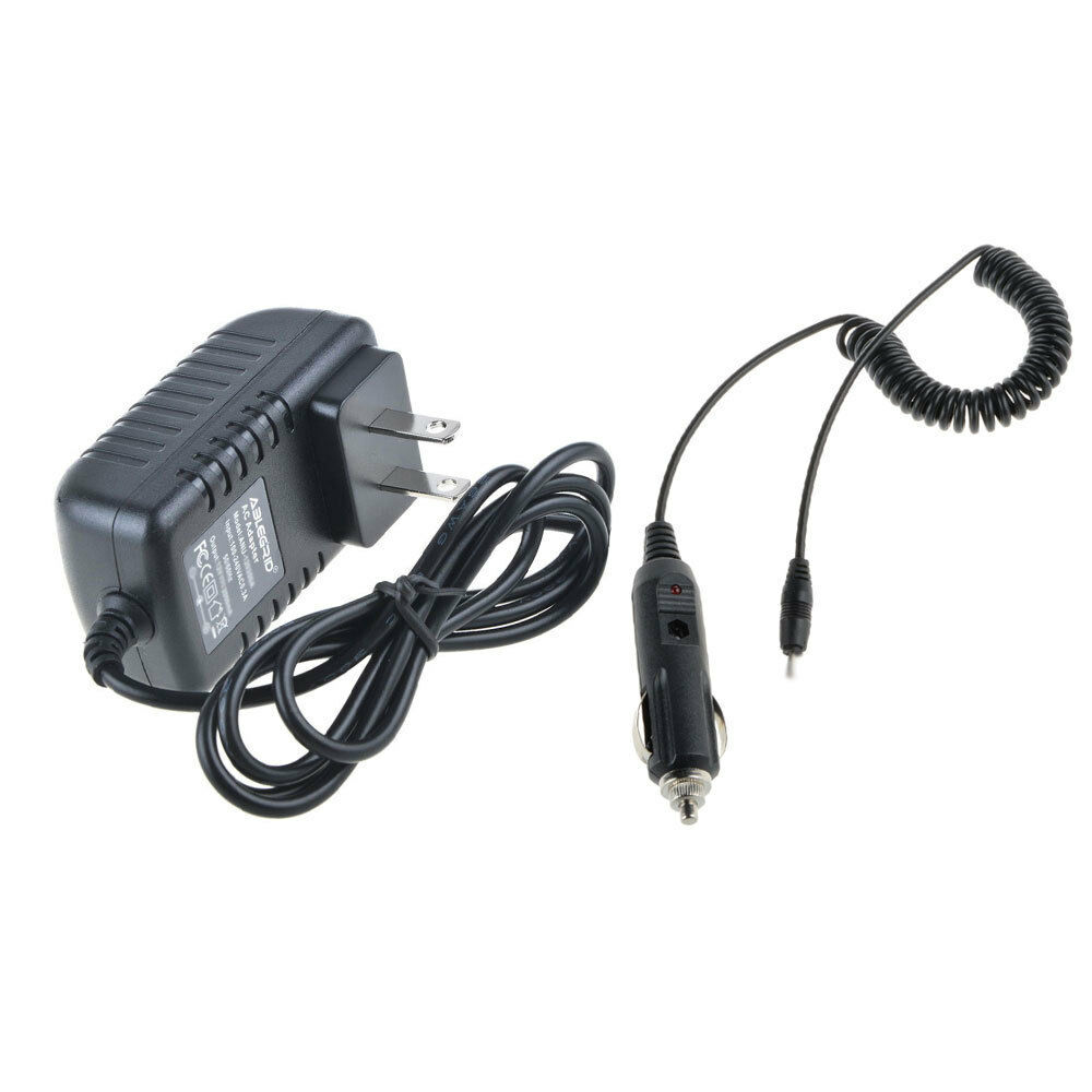 Adapter Wall + Car Charger for Motorola Xoom MZ600 MZ601 MZ602 MZ603 Power PSU