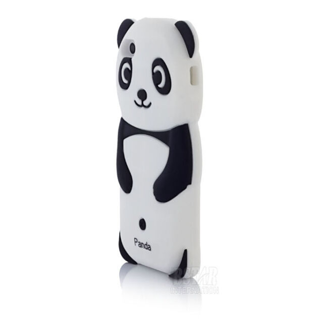 New Beautiful Cute Panda Soft Silicon Phone Case Cover For Apple iPhone SE 5 5S