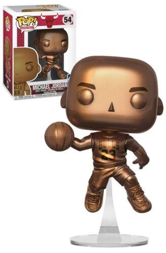 equilibrado pérdida Continuo  NBA Funko Pop Vinilo-Bronceado Michael Jordan! Preventa-agosto 2-Exclusivo  Juguetes Figuras de acción