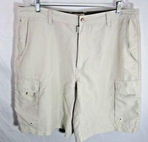 fb3ef47cdf Image is loading Magellan-Sportswear-Mens-Shorts-Cargo-Beige-Light-Tan-