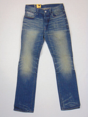 Raw Jeans £ W32 Homme pour Blade Rrp G Dalex Tapered Cinch Bleu star L34 99 5wqWYvH