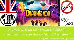 Crashlands-Steam-key-NO-VPN-Region-Free-UK-Seller