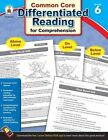 Common Core Differentiated Reading for Comprehension, Grade 6 by Carson Dellosa Publishing Company (Paperback / softback, 2014)