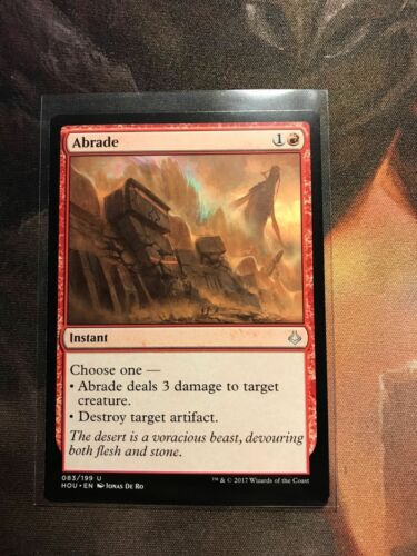 1 x Abrade Hour of Devastation MINT PACK FRESH UNPLAYED