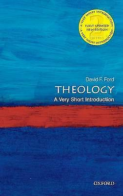 1 of 1 - THEOLOGY 2E VSI, DAVID FORD, Very Good Book