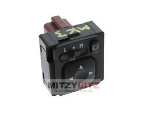 POWER FOLDING WING MIRROR SWITCH for MITSUBISHI OUTLANDER 2.0 DID 2006-2010