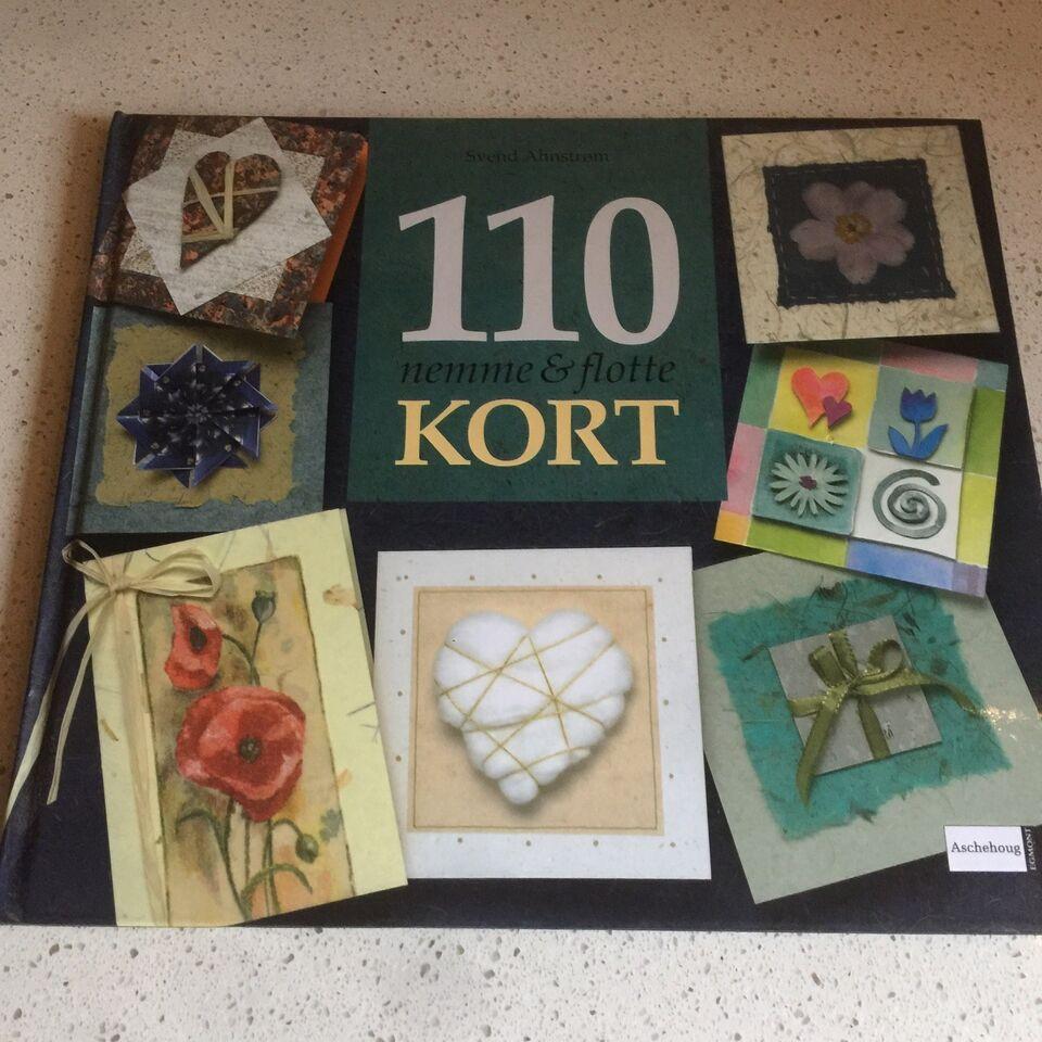 Hobbybøger, 110 nemme kort
