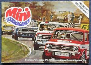 MINI-Extravaganza-Donington-Park-Programme-Brochure-1979