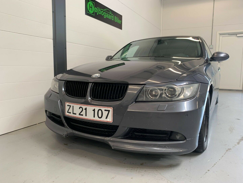 BMW 320d 2,0  4d - 46.800 kr.