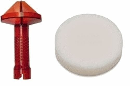 Hoover Stick Vacuum Dirt Cup Baffle And Foam Filter For Linx