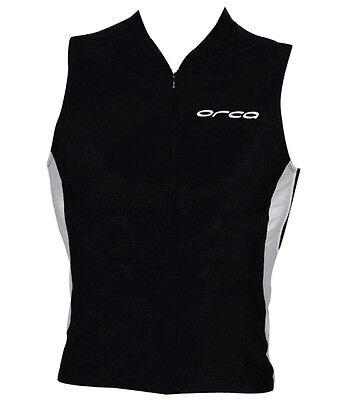 Regular $110 NEW White all sizes available Orca 226 Men/'s Tri Pocket Singlet