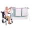 thumbnail 2 - Mrs Peggs Easy 8 Line Clothesline Outdoor Indoor Portable Airer Clothes Line