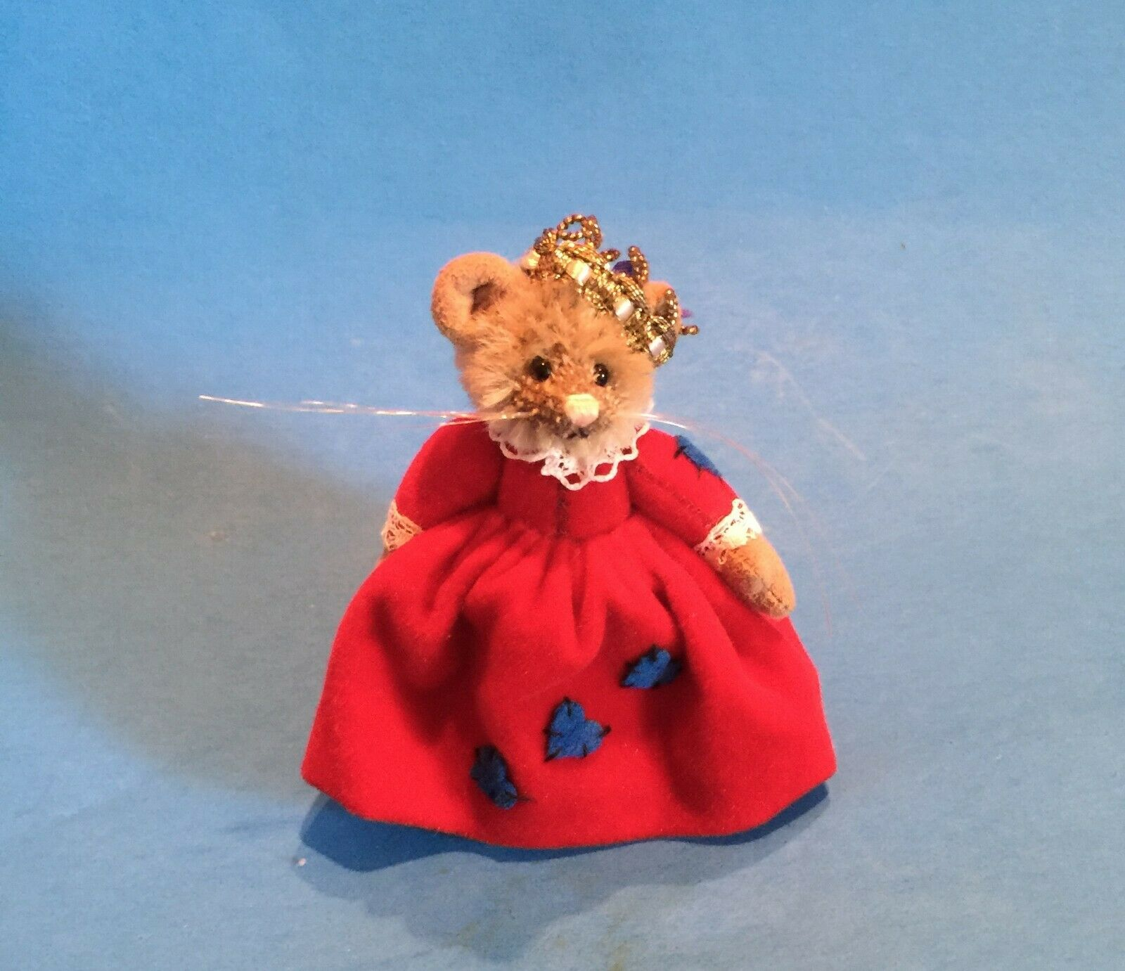 DEB CANHAM   QUEEN OF THE FIELD MICE  FROM THE OZ COLLECTION  2 3 4  grau MOUSE