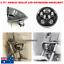5-75-034-gloss-black-LED-daymaker-bullet-headlight-Harley-Softail-vrod-touring-FXST thumbnail 1
