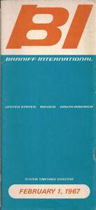 Braniff-International-Airways-system-timetable-2-1-67