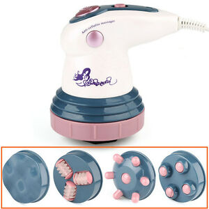 e532a5c72 Image is loading Unisex-Infrared-Electric-Full-Body-Slimming-Massager-Anti-
