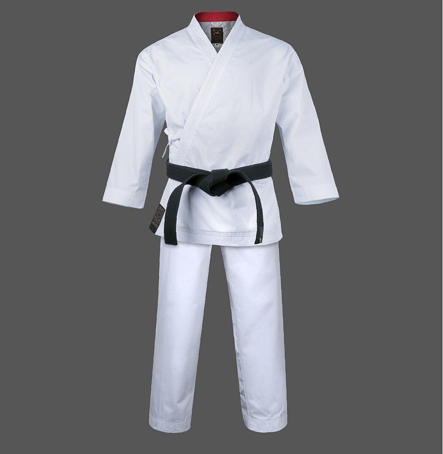 MOOTO Grand Master Geum  Gang Uniform White Korean TaeKwonDo DAN DOBOK Korea