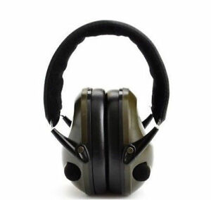 Xhunter EE1621 Foldable Shooting Electronic Earmuffs