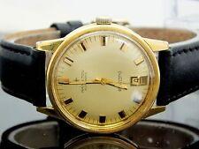 Hamilton Watch Men's 300 Estoril Automatic Caliber 694A Gold Filled 17j w/ Date
