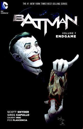 Batman Vol. 7: Endgame [The New 52] Snyder, Scott Good