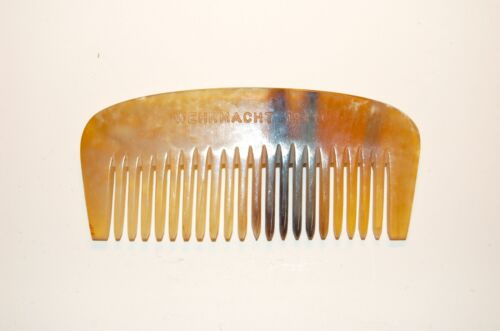 German Hair Comb